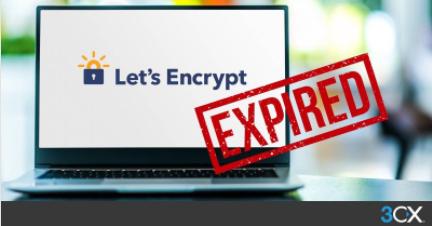 Let's Encrypt – DST Root CA X3 Expiration Hotfix
