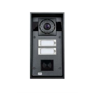 2N® IP Force - 2 buttons & HD camera (card reader ready) & 10W speaker
