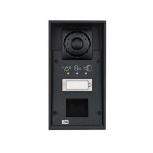2N® IP Force - 1 button, pictograms, 10W speaker (card reader ready)
