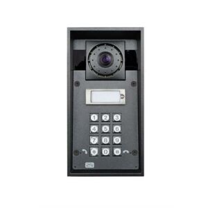 2N® IP Force - 1 button & HD camera & keypad & 10W speaker