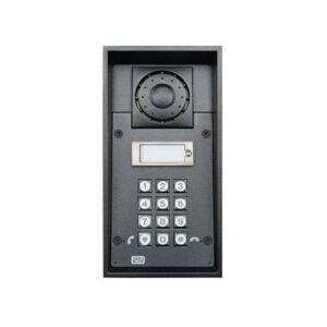 2N® IP Force - 1 button & keypad & 10W speaker