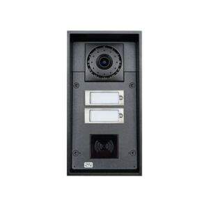 2N® IP Force - 2 buttons & camera (card reader ready) & 10W speaker