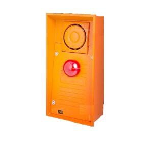 2N® IP Safety - red emergency button & 10W speaker