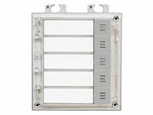 2N® IP Verso - 5 buttons module