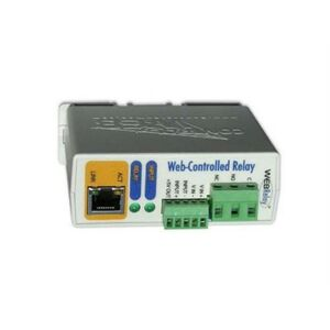 External IP Relay - 1 output, 1 input