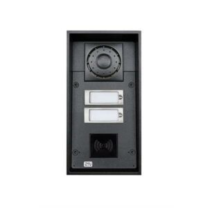 2N® IP Force - 2 buttons (card reader ready) & 10W speaker