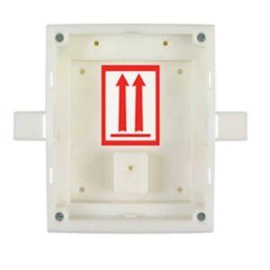2N® IP Solo flush installation box (needed for flush mount installations)