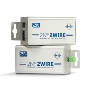 2N® 2Wire (set of 2 adaptors and power source for EU)