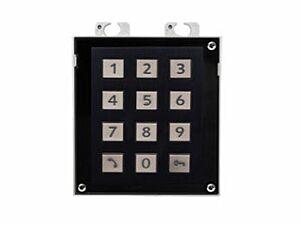 2N® IP Verso - Keypad module - black