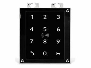 2N® IP Verso - Touch keypad & RFID reader (125kHz, 13,56MHz, NFC)