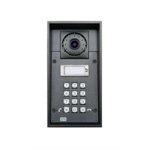 2N® IP Force - 1 button & camera & keypad & 10W speaker