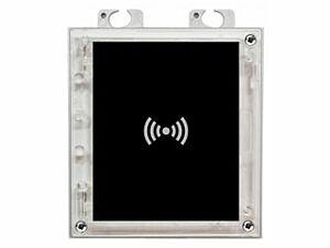 2N® IP Verso - 13.56MHz smart card RFID reader NFC ready