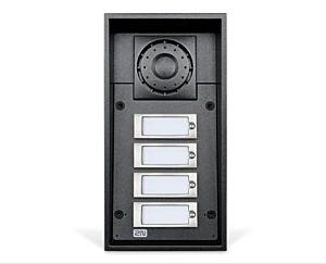 2N® IP Force - 4 button & HD camera & 10W speaker