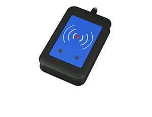 2N® External secured RFID reader 13.56MHz + 125kHz (USB interface)