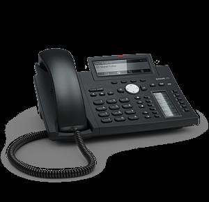 Snom D345 Desk Telephone
