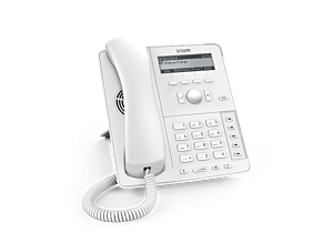 Snom Global D715 Desk Telephone White