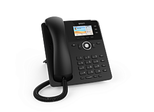 Snom Global D717 Desk Telephone Black