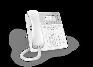Snom Global D717 Desk Telephone White