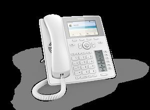 Snom Global D785 Desk Telephone White