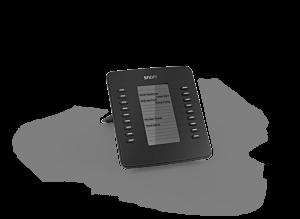 Snom D7 Expansion Module USB for D7xx Black