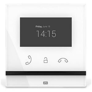 2N® Indoor Compact, White  (must be together with 91378800)