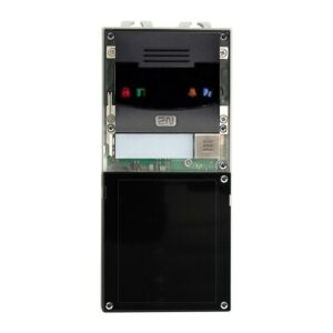 2N® IP Verso - Main unit without camera - black