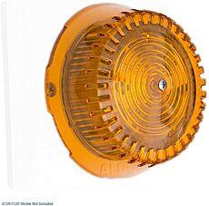 Algo Strobe lens cover amber 8128/1128