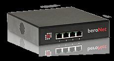 2 BRI/S0 and 2 FXS Small Business Line Gateway – non-modular, incl. 1x BFBridge