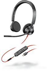 Plantronics Blackwire 3325, BW3325-M USB-C