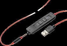 Plantronics BW3300-M USB-A INLINE