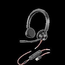 Plantronics Blackwire 3325, BW3325-M USB-A