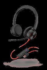 Plantronics BLACKWIRE 8225, BW8225-M USB-A, WW
