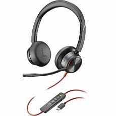 Plantronics BLACKWIRE 8225, BW8225-M USB-C, WW