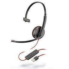 Plantronics BLACKWIRE,C3210 USB-A