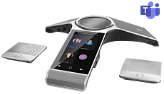 Yealink CP960-WirelessMic TEAMS, excl. PSU.