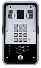Fanvil i23S IP Video Doorphone - 1 button - Keypad - RFID - IK10