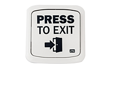 2N® Exit button (suitable for IP Vario/Force with card reader or any module of IP Verso)