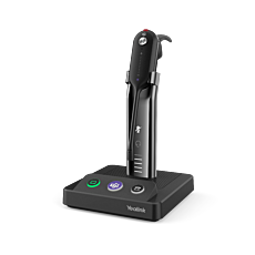 Yealink WH63, Convertible - Wireless DECT headset - Teams