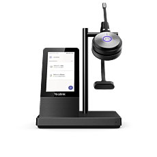 Yealink WH66, Mono - Wireless DECT headset - Teams
