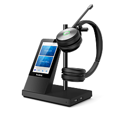 Yealink WH66, Dual - Wireless DECT headset - UC