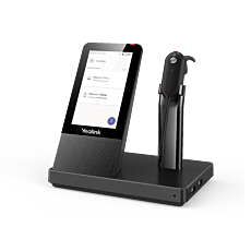 Yealink WH67, Convertible - Wireless DECT headset - Teams