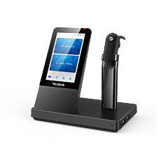 Yealink WH67, Convertible - Wireless DECT headset - UC