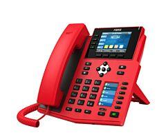 Fanvil X5U RED Enterprise IP Deskphone